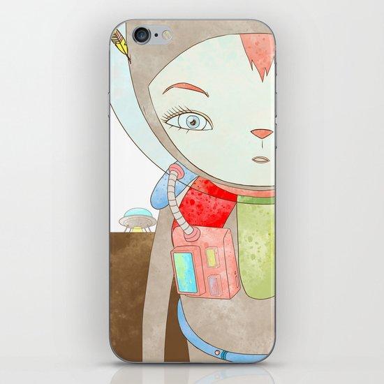탐사 TO YOUR HEART TO THE MOON iPhone & iPod Skin