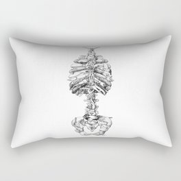 Handle with Care Rectangular Pillow