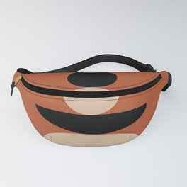 Zen Balanced - Black & Tan Fanny Pack