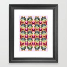 Succulent 1 Framed Art Print