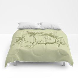Darwin's Frog Comforters