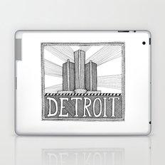 Detriot Laptop & iPad Skin