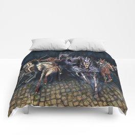 The Four Horsemen of the Apocalypse 2016 Comforters