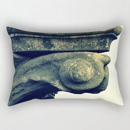 Timeworn Capital Rectangular Pillow