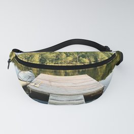 Dock on the Lake Fanny Pack