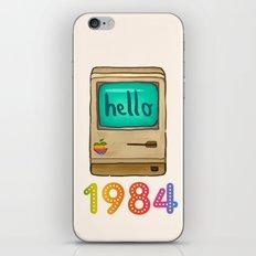 1984 iPhone & iPod Skin