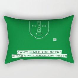 THE MASK Rectangular Pillow