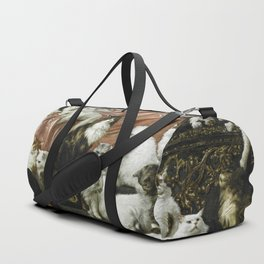 My Wife's Lovers - Carl Kahler Duffle Bag