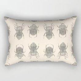 Coleopterold Rectangular Pillow
