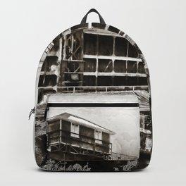 Hydroelectric art Backpack