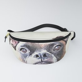 Brindle Boxer Dog Fanny Pack