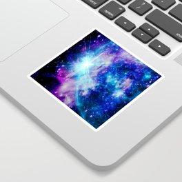 galaxy Nebula Star Sticker