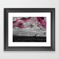 ARIA Framed Art Print