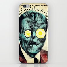 You Can't Just Let Nature Run Wild iPhone & iPod Skin