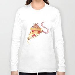 Love that Pizza! Long Sleeve T-shirt