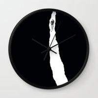 Paper Trail Wall Clock
