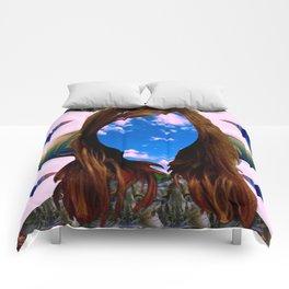 ELLEN PAGE. Comforters