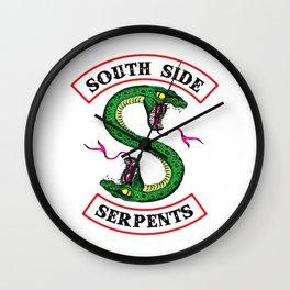 Southside Serpents-Riverdale Wall Clock