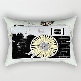 Captured Life Rectangular Pillow