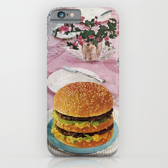 BURGER iPhone & iPod Case