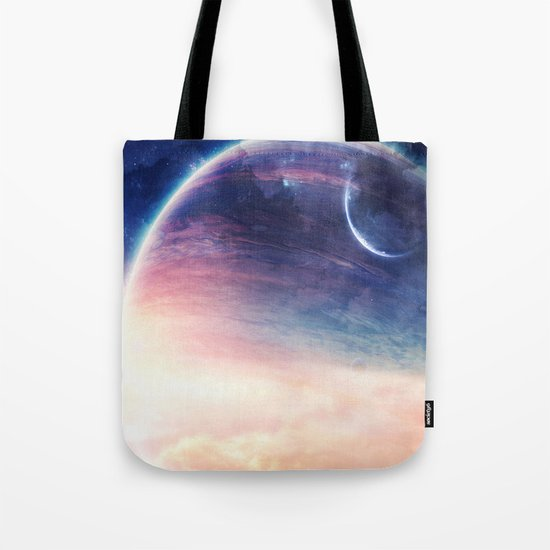 Jupiter rising Tote Bag