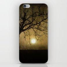 Halloween Sunset iPhone & iPod Skin