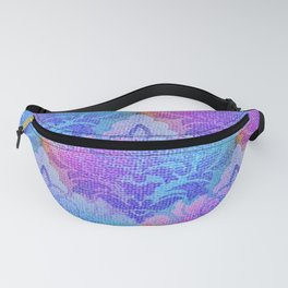 Damask Tapestry Pattern III Fanny Pack