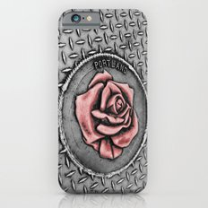 The rose beneith my feet iPhone 6s Slim Case