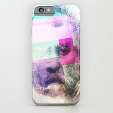 Glitch-face iPhone 6s Slim Case