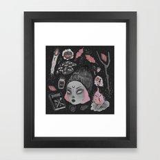 Magical ϟ Autumn Framed Art Print