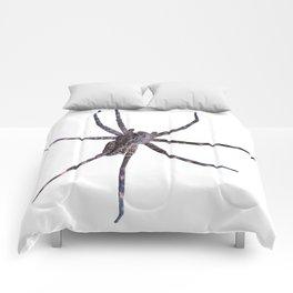 Spider Crawl Comforters