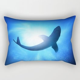 Shark Rectangular Pillow