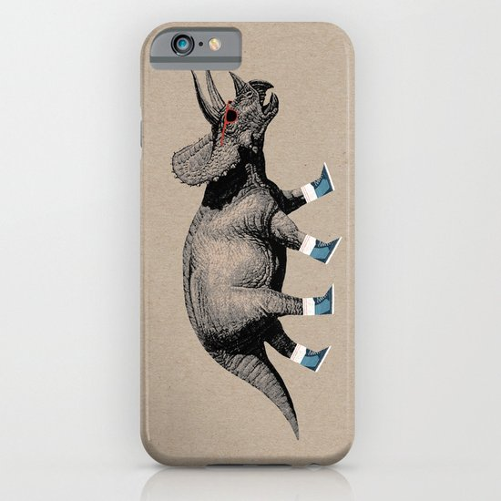 Triceratops iPhone & iPod Case