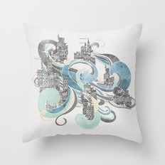 Salann Throw Pillow
