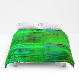 SchematicPrismatic 03 Comforters