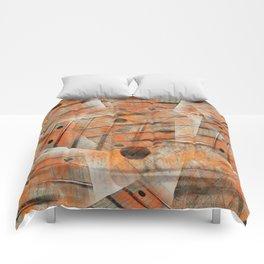 Fret not Comforters