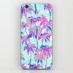Maui Palm {Pink} iPhone & iPod Skin