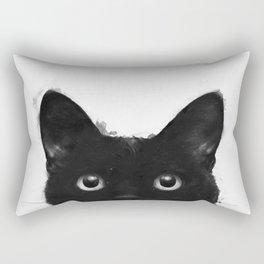 Are you awake yet? Rectangular Pillow