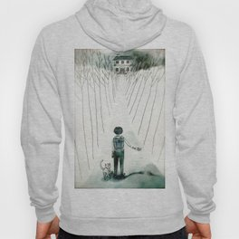 so lonely and so lost... Hoody