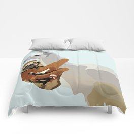 Sloth Llama Comforters