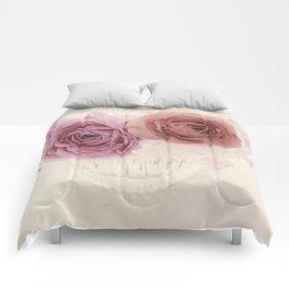 Elegant pink bouquet, pink Ranunculus Comforters