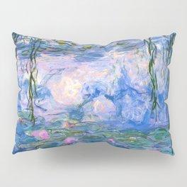 Water Lilies Monet Pillow Sham