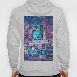 Seattle Post Alley Pop-Art Hoody