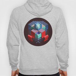 Abstract Cube 01 Hoody