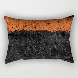 Topography Rectangular Pillow