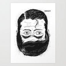 MMXIV Art Print
