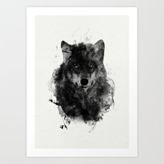 We are all Wolves Art Print