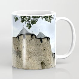 City of Carcassonne Coffee Mug