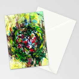 Burn the Flowers Stationery Cards