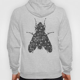 Flys and Flowers Hoody